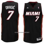 Camiseta Miami Heat Goran Dragic #7 Negro