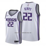Camiseta Sacramento Kings Cody Demps #22 Association Blanco