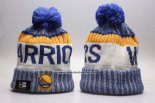 Gorro Golden State Warriors Azul Blanco