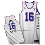 Camiseta All Star 2015 Pau Gasol #16 Blanco
