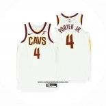 Camiseta Cleveland Cavaliers Kevin Porter Jr.#4 Association 2019-20 Blanco