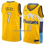 Camiseta Denver Nuggets Trey Lyles #7 Statement 2018 Amarillo