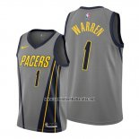 Camiseta Indiana Pacers T.j. Mcconnell #12 Statement Oro
