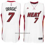 Camiseta Miami Heat Goran Dragic #7 Blanco