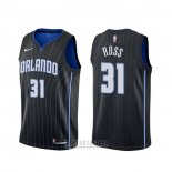 Camiseta Orlando Magic Terrence Ross #31 Statement Negro