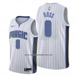 Camiseta Orlando Magic Terrence Ross #8 Association Blanco