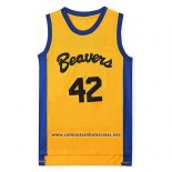 Camiseta Pelicula Beavers Howard Amarillo