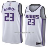 Camiseta Sacramento Kings Ben McLemore #23 Association 2018 Blanco
