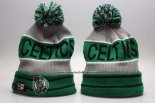 Gorro Boston Celtics Gris Verde