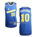 Camiseta Golden State Warriors Tim Hardaway #10 Retro Azul