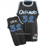Camiseta Orlando Magic Shaquille O'Neal #32 Retro Negro