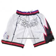 Pantalone Toronto Raptors Just Don Blanco