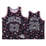 Camiseta Chicago Bulls Michael Jordan #23 Hardwood Classics Tear Up Pack Rojo