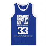 Camiseta Pelicula Music Television Smith Azul