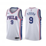 Camiseta Philadelphia 76ers Kyle O'quinn #9 Association Blanco