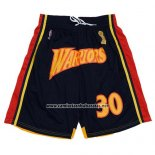 Pantalone Golden State Warriors Stephen Curry Azul