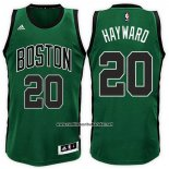 Camiseta Boston Celtics Gordon Hayward #20 Verde