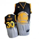 Camiseta Desvanecida Moda Stephen Curry #30 Gris