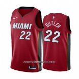 Camiseta Miami Heat Jimmy Butler #22 Statement 2018 Rojo