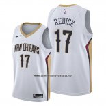 Camiseta New Orleans Pelicans J.j. Redick #17 Association Blanco