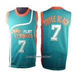 Camiseta Pelicula Flint Tropscs Coffee Black #7 Verde