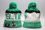 Gorro Boston Celtics Blanco Verde