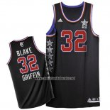 Camiseta All Star 2015 Blake Griffin #32 Negro