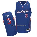 Camiseta Los Angeles Clippers Chris Paul #3 Azul