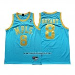 Camiseta Los Angeles Lakers Kobe Bryant #8 Auzl