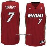 Camiseta Miami Heat Goran Dragic #7 Rojo
