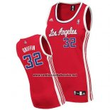 Camiseta Mujer Los Angeles Clippers Blake Griffin #32 Rojo
