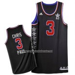 Camiseta All Star 2015 Chris Paul #3 Negro