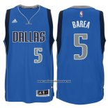 Camiseta Dallas Mavericks J.j. Barea #5 Azul