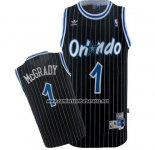 Camiseta Orlando Magic Tracy McGrady #1 Retro Negro
