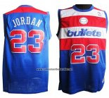 Camiseta Washington Wizards Michael Jordan #23 Retro Azul