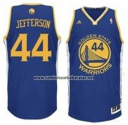 Camiseta Golden State Warriors Richard Jefferson #44 Azul
