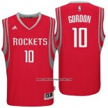 Camiseta Houston Rockets Eric Gordon #10 Rojo