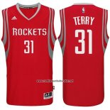 Camiseta Houston Rockets Jason Terry #31 Rojo