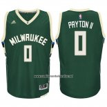 Camiseta Milwaukee Bucks Giannis Antetokounmpo #0 Veder