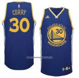 Camiseta Resonate Moda Golden State Warriors Stephen Curry #30 Azul