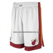 Pantalone Miami Heat Blanco
