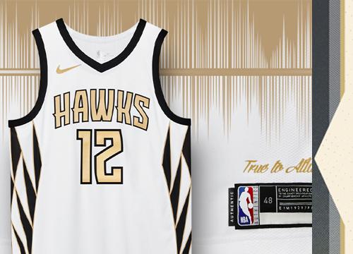 Camiseta Atlanta Hawks Tienda Online
