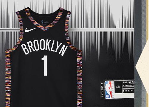 Camiseta Brooklyn Nets Tienda Online