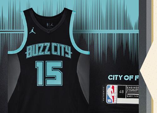 Camiseta Charlotte Hornets Tienda Online
