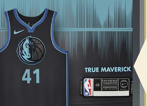 Camiseta Dallas Mavericks Tienda Online