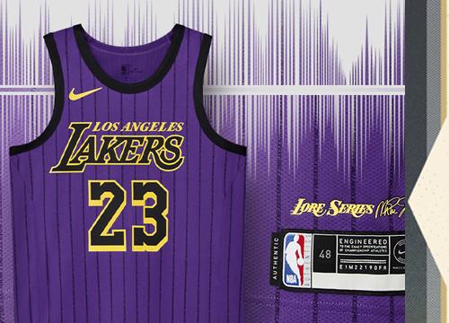 Camiseta Los Angeles Lakers Tienda Online