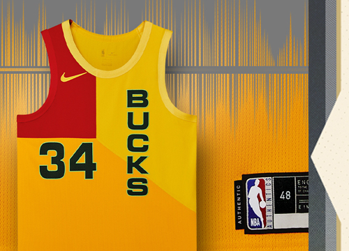 Camiseta Milwaukee Bucks Tienda Online