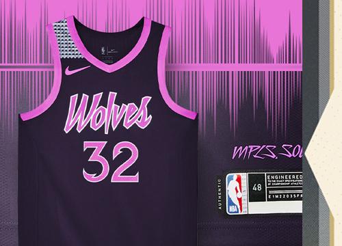 Camiseta Minnesota Timberwolves Tienda Online