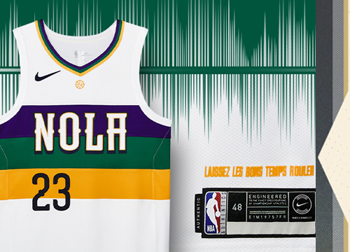 Camiseta New Orleans Pelicans Tienda Online