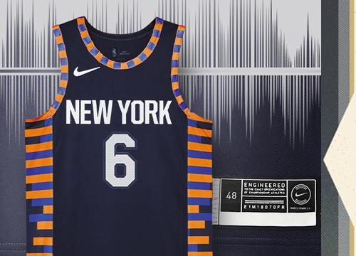 Camiseta New York Knicks Tienda Online